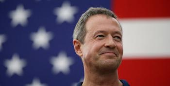 What Is Martin O'Malley Really Trying To Say Here?