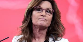 Palin: I'm 'So Happy' With Trump'