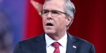 Three Top Fundraisers Flee Jeb Bush's Campaign