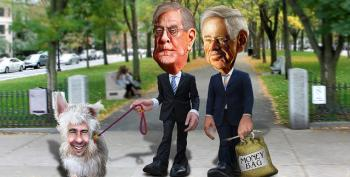 Charles Koch Modestly Denies He Has Any Political Influence