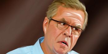 Iraq War, Family Ties Bind Jeb Bush