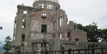 Stain Of Japan's Black Rain Lingers 70 Years On