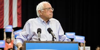 Why Is Bernie Sanders Speaking At An Evangelical College?