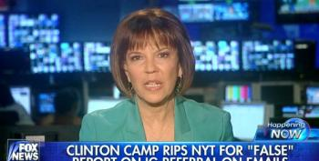 Judith Miller Wants More Hillary Email Scrutiny Because Benghazi!