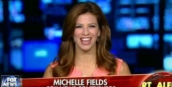 Fox 'News' Michelle Fields: Eliminate Social Security Completely
