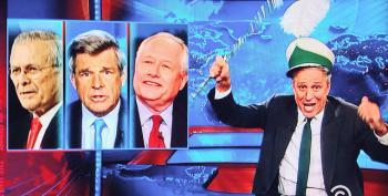 Jon Stewart Says Goodbye To 'Daily Show' After 16-year Run