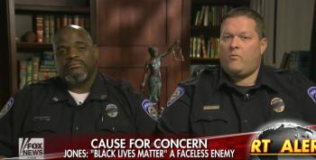 Fox And Friends Blame 'Black Lives Matter' For Slain Policeman