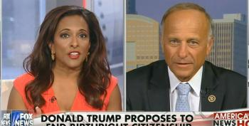 Wingnut Rep. Steve King Goes After Bill O'Reilly On Birthright Citizenship
