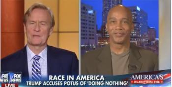 Kevin Jackson Praises Racist Comments By Donald Trump