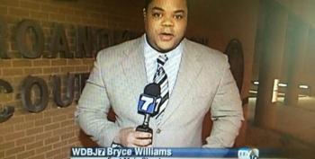 Man Suspected Of Killing 2 TV Journalists Dies Of Self-inflicted Gunshot Wound