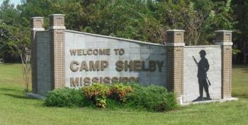 Breaking: Second Shooting In Two Days At Mississippi Military Base