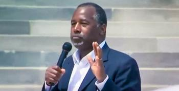 Ben Carson Says There Is 'War On What's Inside Of Women, But Not A War On Women'