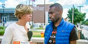 British Reporter Discovers Whites In Ferguson Openly Carry Rifles While Peaceful Blacks Are Arrested