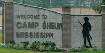 Reports: Shots Fired On Soldiers At Camp Shelby
