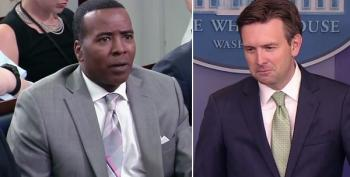 Watch White House Spokesman Take A Swipe At Fox News Over Its Biased Planned Parenthood Coverage