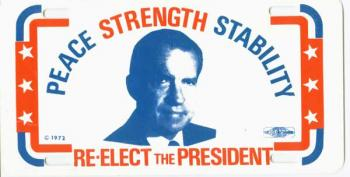 How Nixon's CREEPers Bought Off The Left Wing