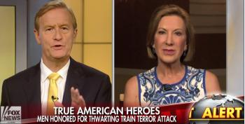 Carly Fiorina Jabs At Trump: 'Heroism Is Modesty And Humility'