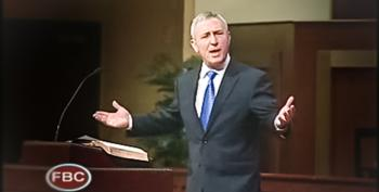 Florida Pastor: Defund Planned Parenthood And The National Debt Will End 'Immediately'