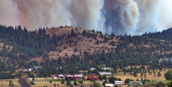 U.S. Calls Australia, New Zealand Firefighters For Help