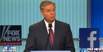 Lindsey Graham Turns War On Women Question Into Excuse To Beat The War Drums On ISIS