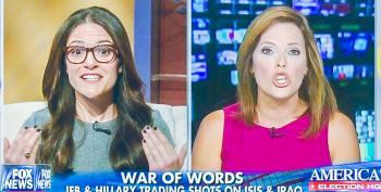 Liberal Fox Guest Blows Her Top After Bush Aide Blames Iraq On Hillary Clinton: 'This Spin Is Insane'