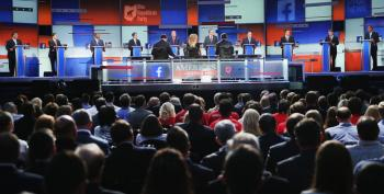 Little Republicans Re-Enact First GOP Debate