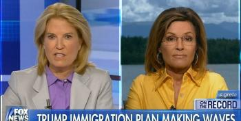 Palin Calls Trump's Extremist Immigration Plan A 'Shot In The Arm To Constitutionalists'
