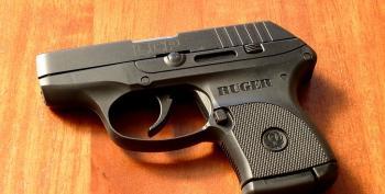 Responsible Gun Owner Shoots 2-year-old Daughter