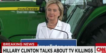 Clinton On Gun Violence: 'I Will Take It On'