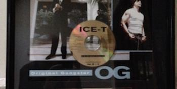 3 More Days Left In Our Ice-T Gold Record Fundraiser For Alex Law