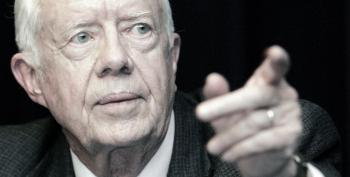 Jimmy Carter Tells Cancer: 'I Can Kick Your Ass'