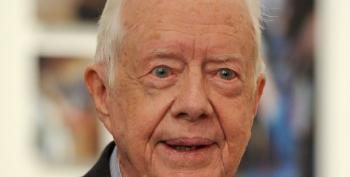 Former President Jimmy Carter Has Cancer