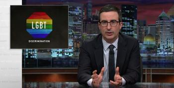 John Oliver Explains Why We Need A Federal LGBT Civil Rights Law