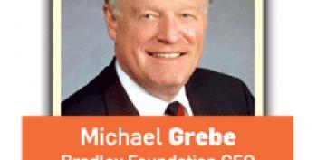 Bradley Foundation Boss Calls Walker's Campaign 'Grassroots'