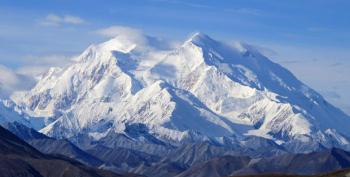 Obama Administration Restoring Mount McKinley To Original Name
