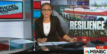 Melissa Harris-Perry Rips Bush For Revisionist History On Katrina