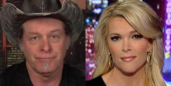 Ted Nugent Breaks His Silence On Trump-Kelly Feud