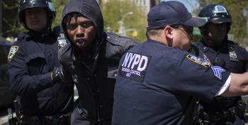 Report: NYPD Targets People Of Color