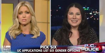 UC College Republican Hates New Gender Classification System