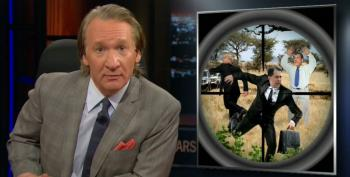 Maher: We Always Hear About The Sick Culture Of Poverty. What About The Sick Culture Of Wealth?