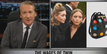 Bill Maher Slams The 'Sharing Economy': The Only Thing They Forgot To Share Are The Profits