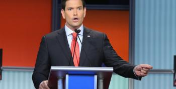 MSNBC And Fox 'News' Both Salivate Over Marco Rubio