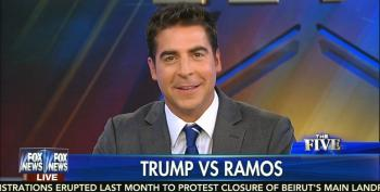 Fox's Jesse Watters: Jorge Ramos Acted Like An Illegal Alien And Got Treated Like One
