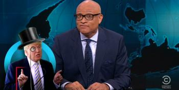 Wilmore: If Trump Continues To Rise In The Polls, The Joke Might Be On Us