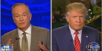 Trump Doubles Down To O'Reilly On Ridiculous Plan To Deport 11 Million Immigrants