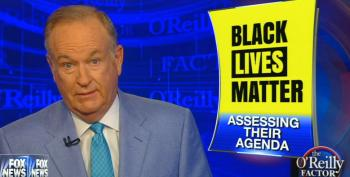 Bill O'Reilly Tells Cornel West: You And #BlackLivesMatter 'Want To Take My Stuff And Give It To Other People!'