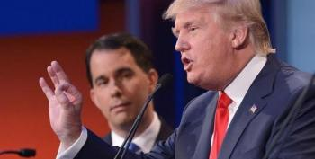 Did Trump Try To Poach Walker Fundraiser?