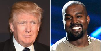 New Poll: Donald Trump Beats Kanye West For President