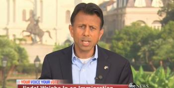 Bobby Jindal Continues His Double-Talk On Birthright Citizenship