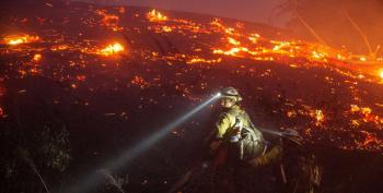 Three Firefighters Killed, Four Injured Battling Washington State Wildfire